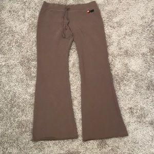 PINK Brown University Flare Pants